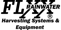 Flxx® Rainwater Harvesting Systems and Equipment
